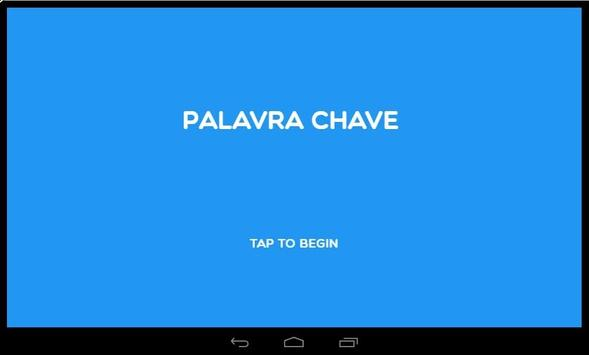 PALAVRA CHAVE poster