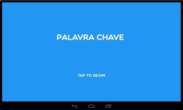 PALAVRA CHAVE apk screenshot