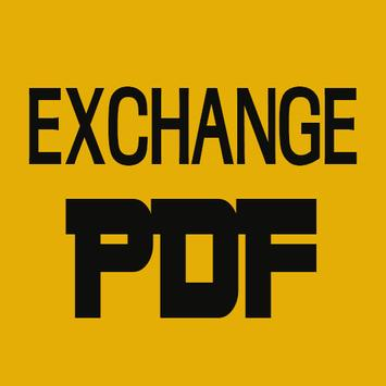 PDF Exchange Guide poster