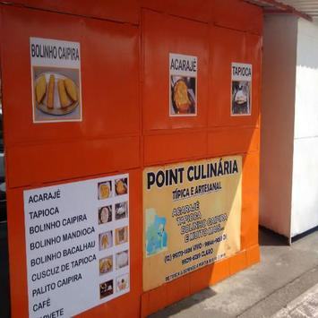 POINT Culinaria Tipica apk screenshot
