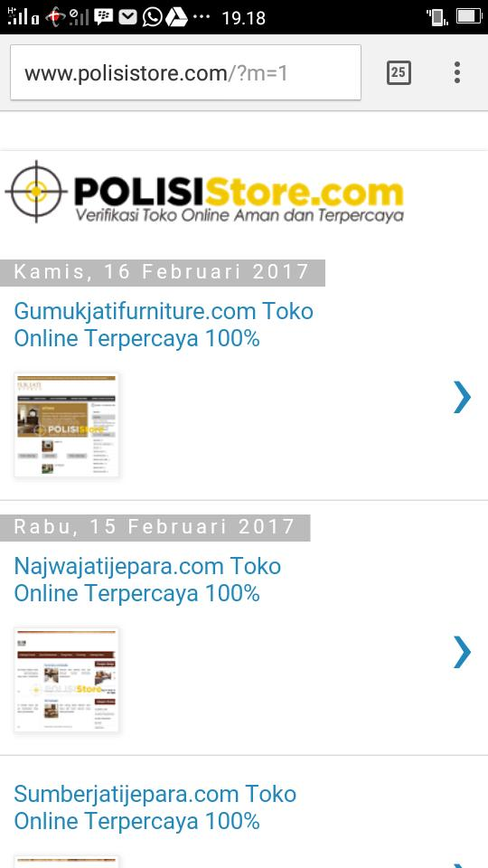 POLISIStore.com for Android - APK Download