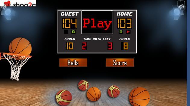 PLAYBASKETX screenshot 1