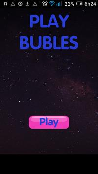 PLAY BUBLES poster