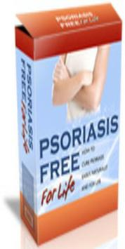PSORIASIS Free For LIFE poster