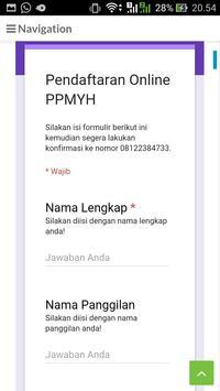 Pondok Pesantren MYH - PPMYH screenshot 1