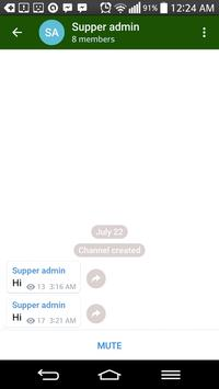 PWML MESSENGER apk screenshot