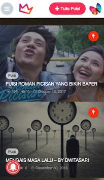 PUISI.CO - Komunitas Puisi Indonesia poster