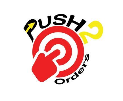 push2orders poster
