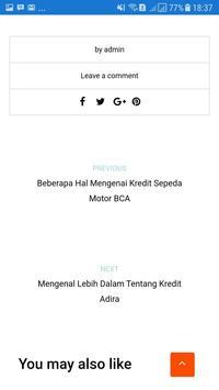 Panduan Membuat Usaha Online screenshot 3