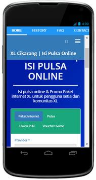Paket Internet 24Jam apk screenshot