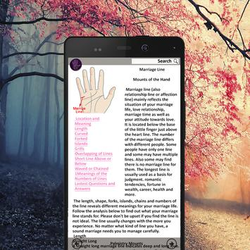 Palmistry - divination by hand screenshot 2