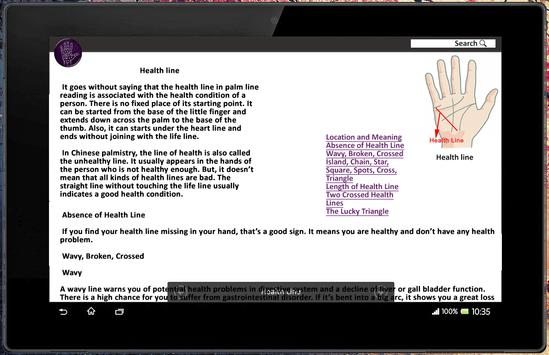 Palmistry - divination by hand screenshot 3