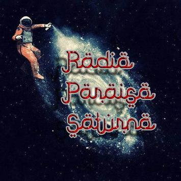 Paraiso Saturno Radio poster