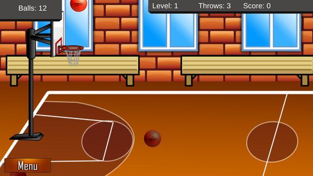 Parmak Basket apk screenshot