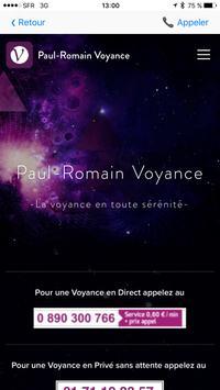 Paul-Romain Voyance poster