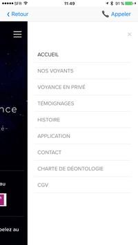 Paul-Romain Voyance screenshot 1