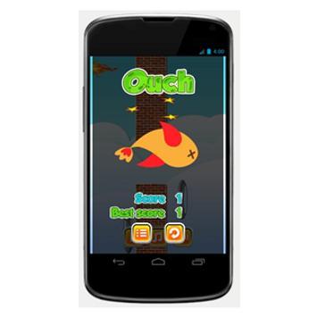 Peixe Voador apk screenshot
