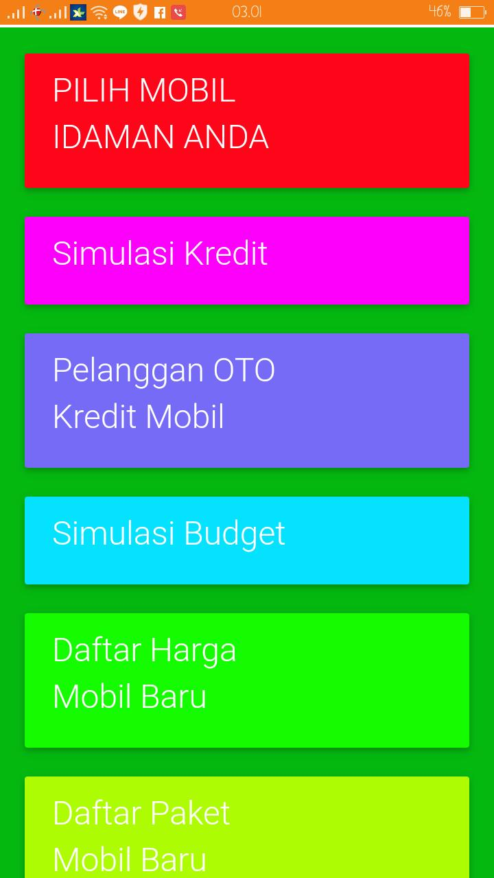 Oto Kredit Mobil For Android Apk Download