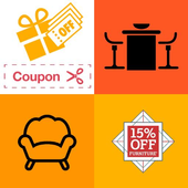 Coupons and Deals Pepperfry icon