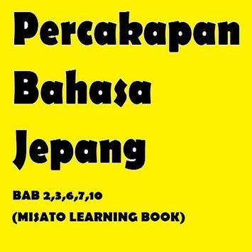 PERCAKAPAN BAHASA JEPANG poster