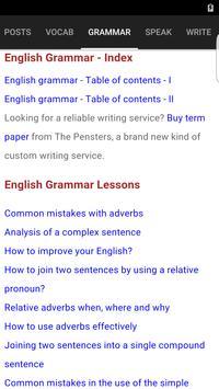 Perfect English: Learn English apk screenshot