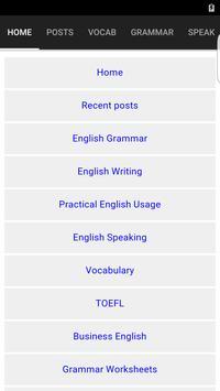 Perfect English: Learn English poster