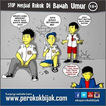 Perokok Bijak poster