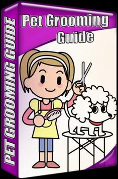 Pet Grooming Guide poster