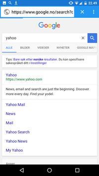 WebPalm apk screenshot