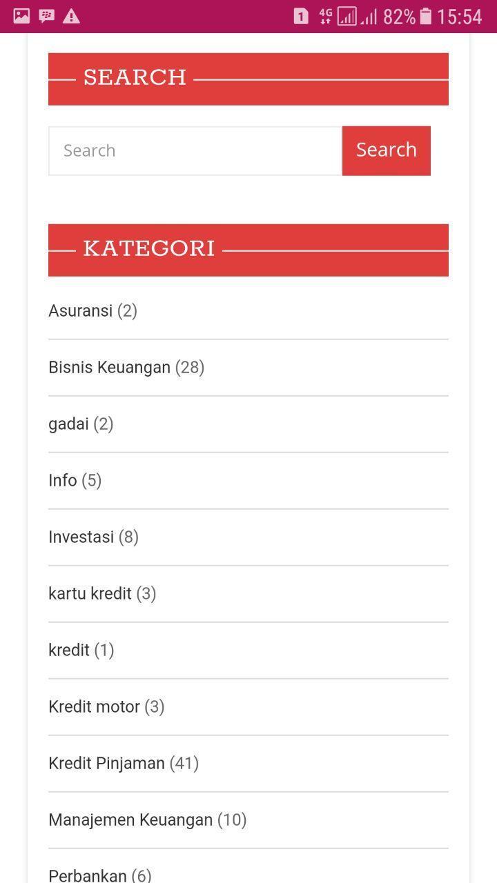 Pinjaman Online Tanpa Jaminan Dan Kartu Kredit For Android Apk