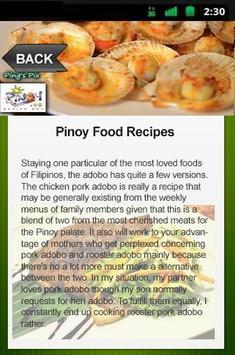 Pinoy food recipes descarga apk gratis personalizacin aplicacin pinoy food recipes poster pinoy food recipes captura de pantalla de la apk forumfinder Gallery