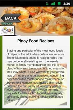 Pinoy food recipes apk download free personalization app for pinoy food recipes apk screenshot forumfinder Image collections