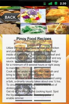 Pinoy food recipes apk download free personalization app for pinoy food recipes apk screenshot forumfinder Gallery