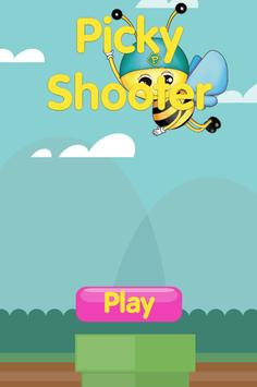 Picky Shooter poster
