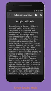 Pidgeot Web Browser - Featured and Fast apk screenshot