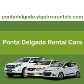 Rent a Car Ponta Delgada - Ponta Delgada RentalCar icon