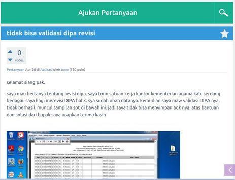 Pojok Konsultasi KPPN 124 apk screenshot