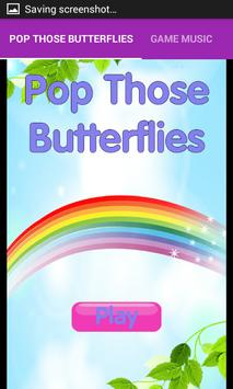 Pop Those Butterflies apk screenshot