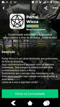 Portal Wicca screenshot 3