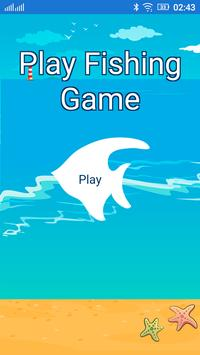 Play Fishing Game poster