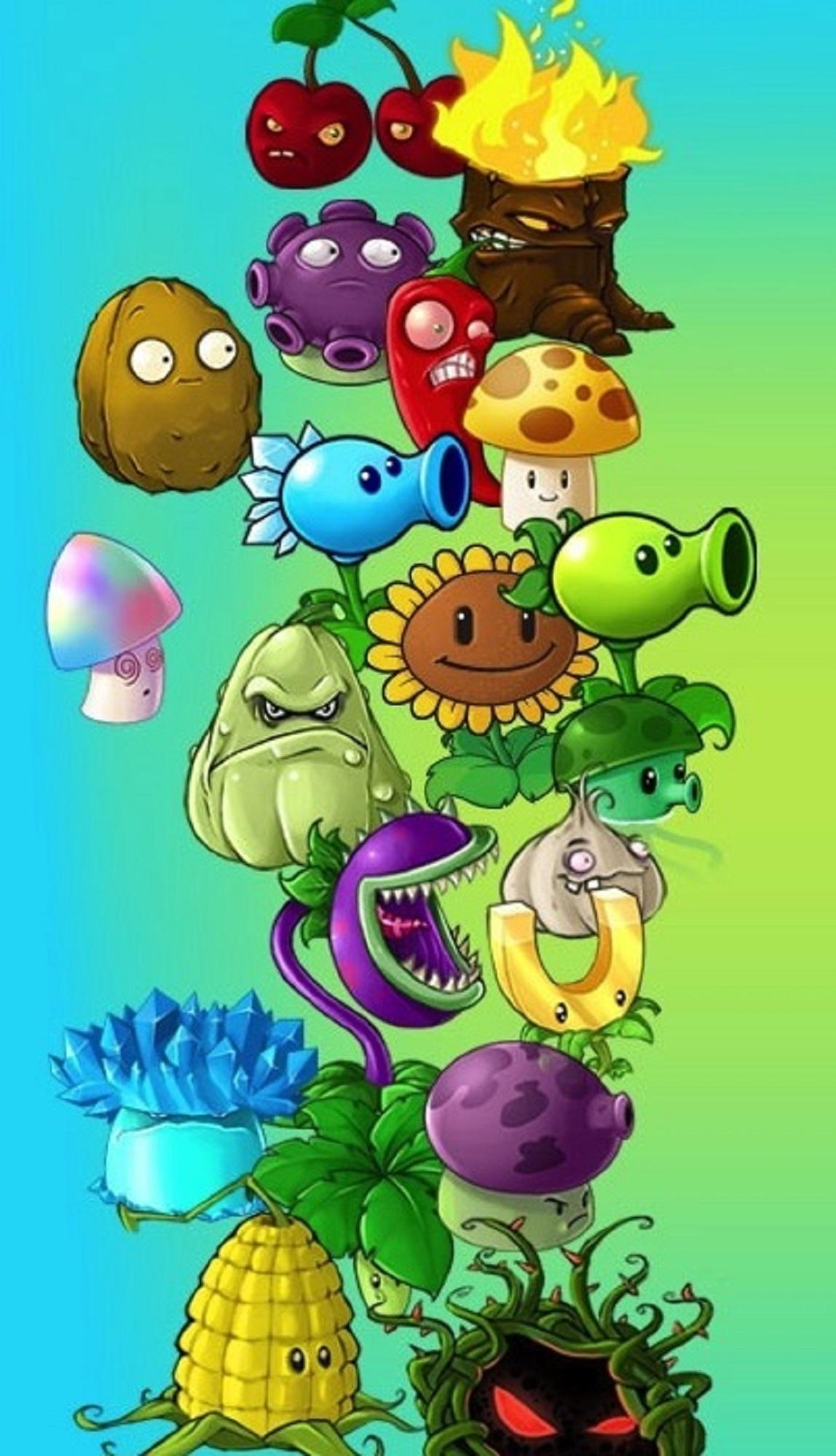 Plants Vs Zombies Wallpapers For Android Apk Download