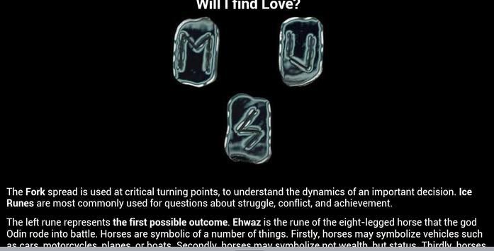 Psychic In Your Pocket:Runes screenshot 2