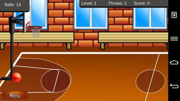 Pro Retro Basketball - Free apk screenshot