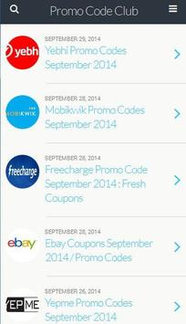 Recharge Coupons & Offers poster