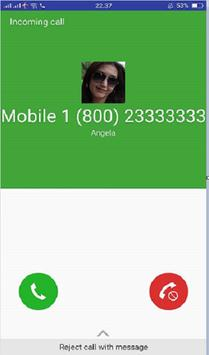 Prank Call - Fake Call Simulator screenshot 2