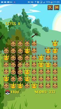 Pokem: Three In a row apk screenshot