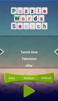 Puzzle Word Search apk screenshot