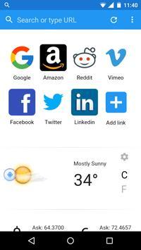 Q Browser - Fastest Browser screenshot 2
