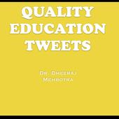 Quality Education Tweets icon