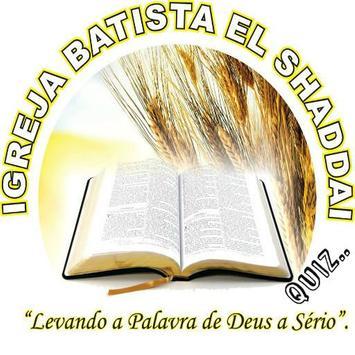Quiz Igreja Batista El Shadday poster